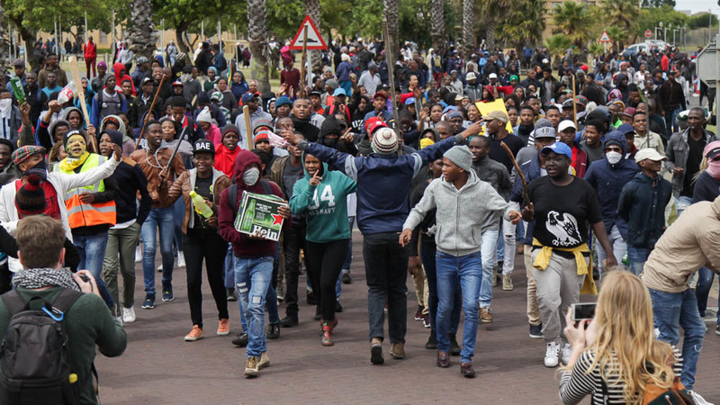 SAFTU in solidarity with the CPUT students' demand … – South African